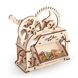CARD DISPLAY-MECHANICAL ETUI BOX-UGEARS