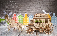 STAGECOACH-UGEARS