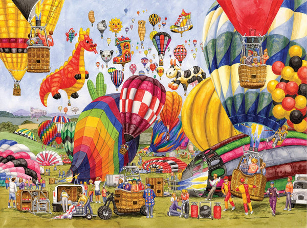 Balloon Landing-SunsOut