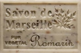 Marseille Soap Company - Rosemary | Savon de Marseille | French Soap 4.37 Oz