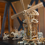 TOWER WINDMILL-UGEARS