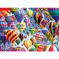 Sky Roads by Vivid 1000 Piece Jigsaw Puzzle