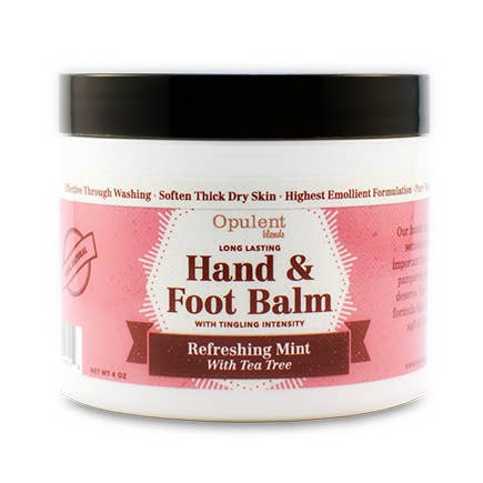 Hand & Foot Balm/ Refreshing Mint