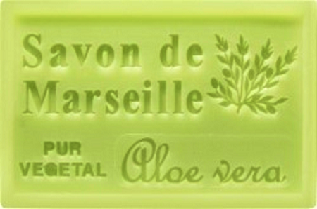 Aloe Vera  | Savon de Marseille | French Soap 4.37 Oz