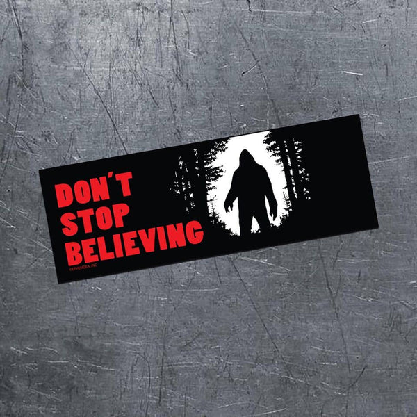 Bigfoot Believing Magnet