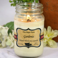 Wood Wick 100% Soy Candles Phthalate Free