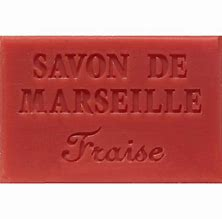 Guest Soap | Strawberry | Savon de Marseille 2.12 Oz