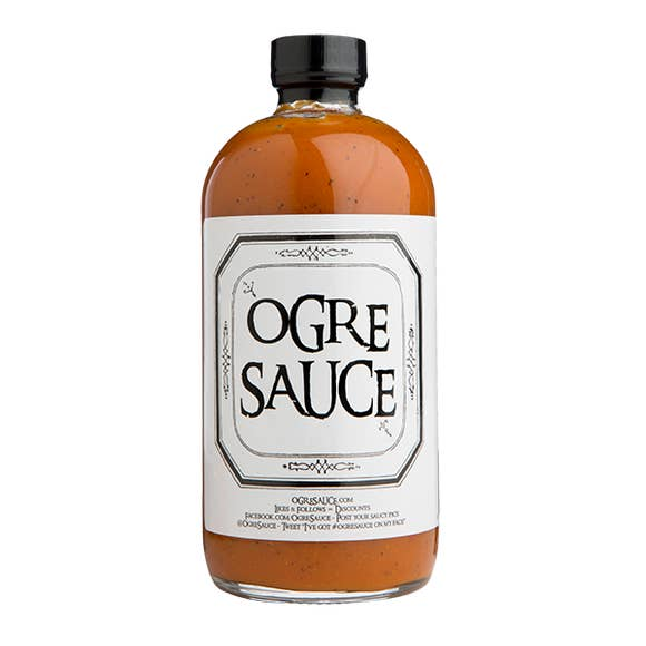 Ogre Sauce - All Natural Craft-BBQ Sauce