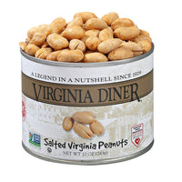 10 oz Salted Virginia Peanuts