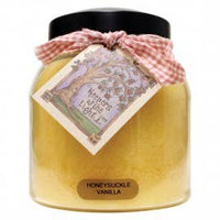 34 oz Honeysuckle Vanilla Papa Jar