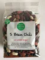 Healthy Gourmet Kitchen - 5 Bean Chili