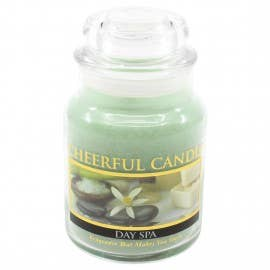 A Cheerful Giver - 6oz Day Spa Cheerful Candle
