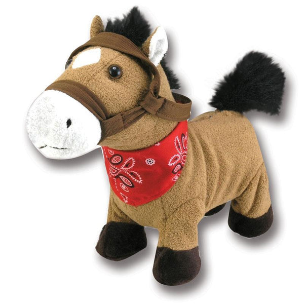 "10"" Singing Galloping Pony"