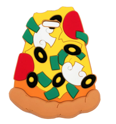 PIZZA Teether
