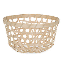 7.5''x 4'' Fancy Baskets, Round-Small