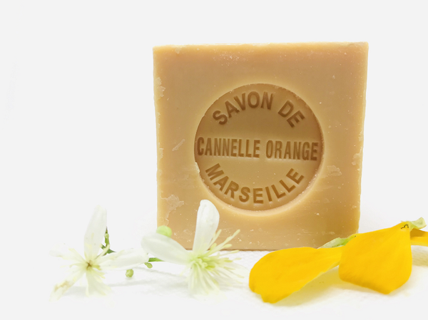 Marseille Soap Company - Marseille Soap | Cinnamon-Orange