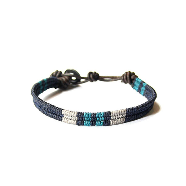Virtu Made - Adventures- Calm Water Bracelet
