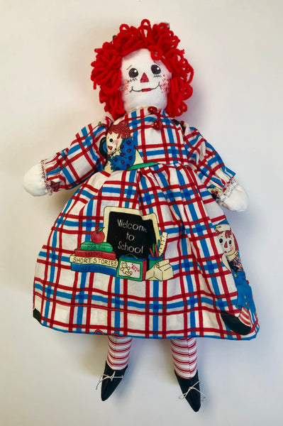 18'' Clown Girl- Welcome to School