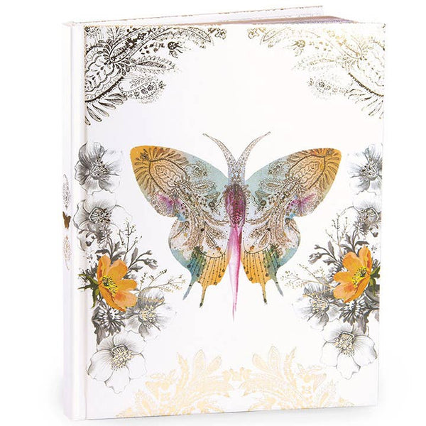 Journal - Paisley Butterfly
