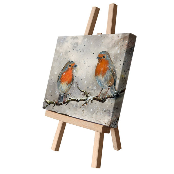 Bree Merryn Art LTD - Rupert and Ruth Canvas Cutie