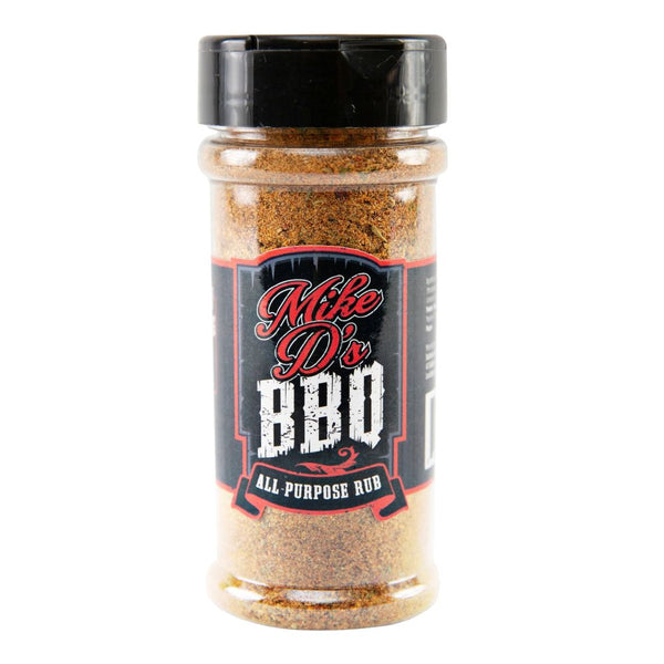 SMALL ALL-PURPOSE RUB-MIKE D'S BBQ