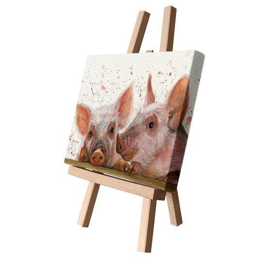 Bree Merryn Art LTD - Purdy and Peyton Canvas Cutie