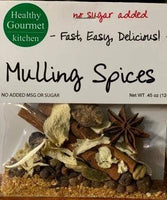 Healthy Gourmet Kitchen - Mulling Spices