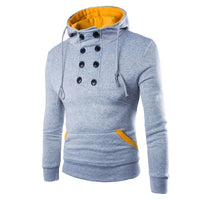 Men Sweatshirts Top Autumn Long