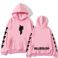Billie Eilish Fashion Printed Hoodies Women/Men