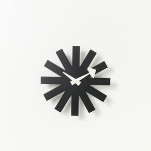 Wall Clocks - Asterisk Clock