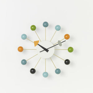 Wall Clocks - Ball Clock multicolore