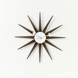 Wall Clock - Sunburst Clock noce
