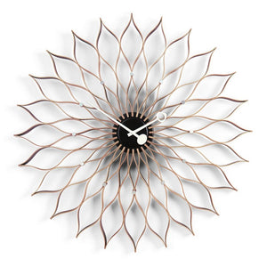 Wall Clock - Sunflower Clock betulla