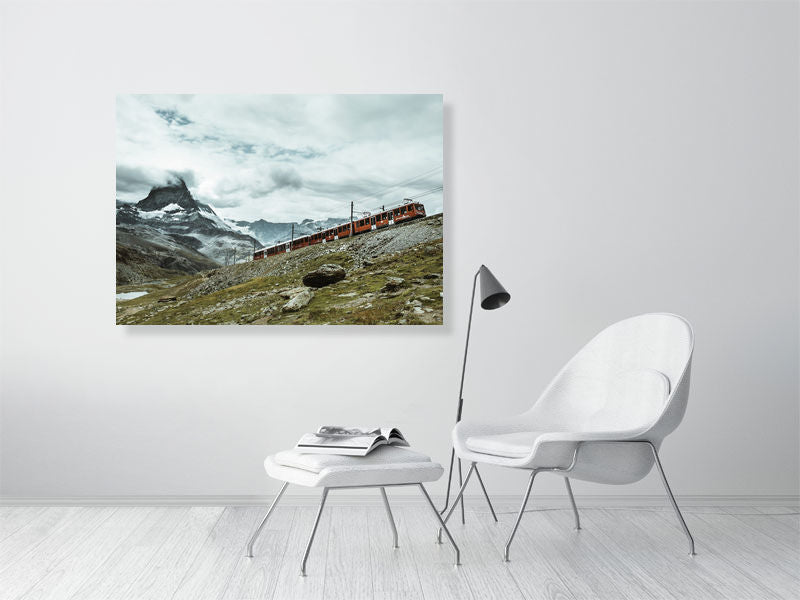 The Gornergrat Express