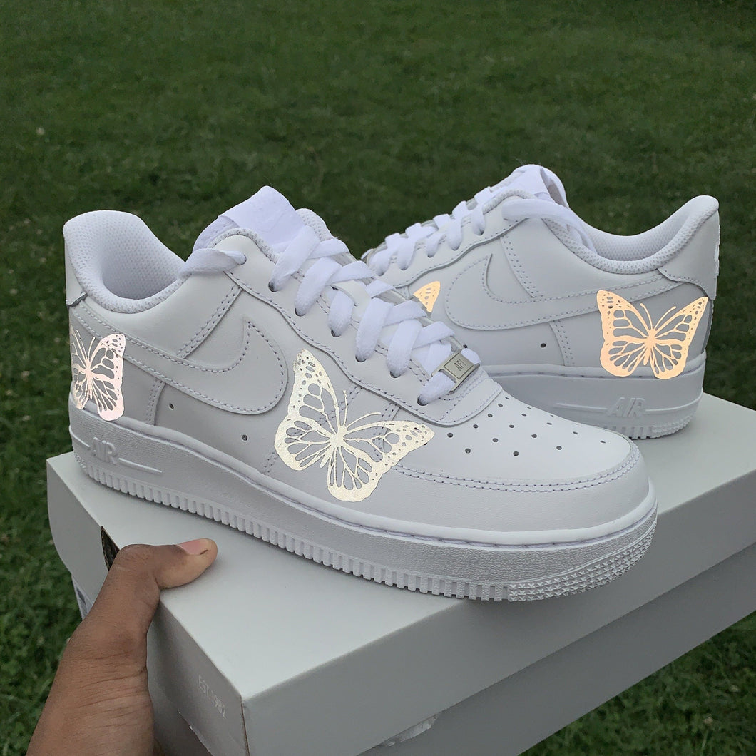 Butterfly Reflective AF1