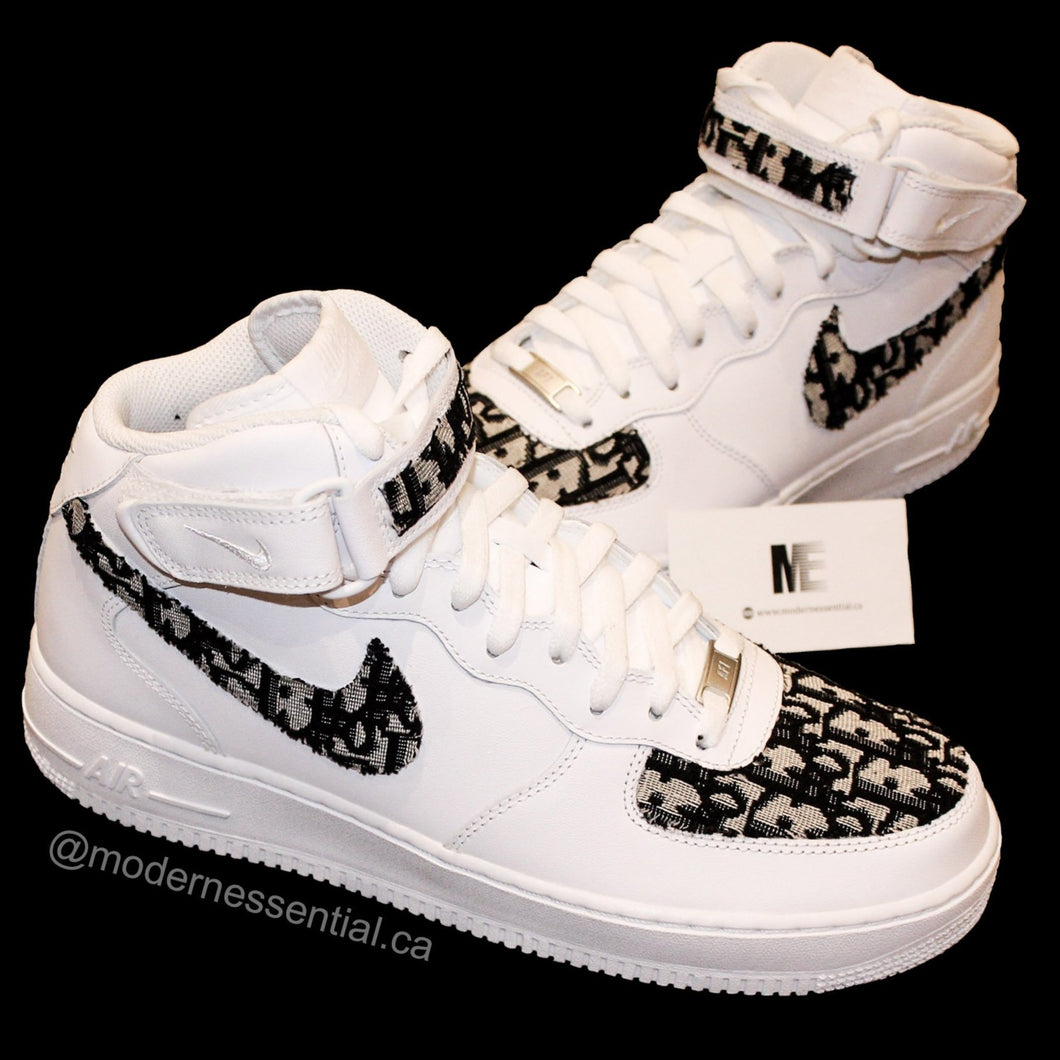 D Air Force 1 Mid