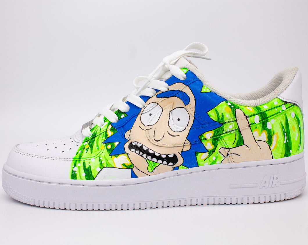 Rick and Morty AF1