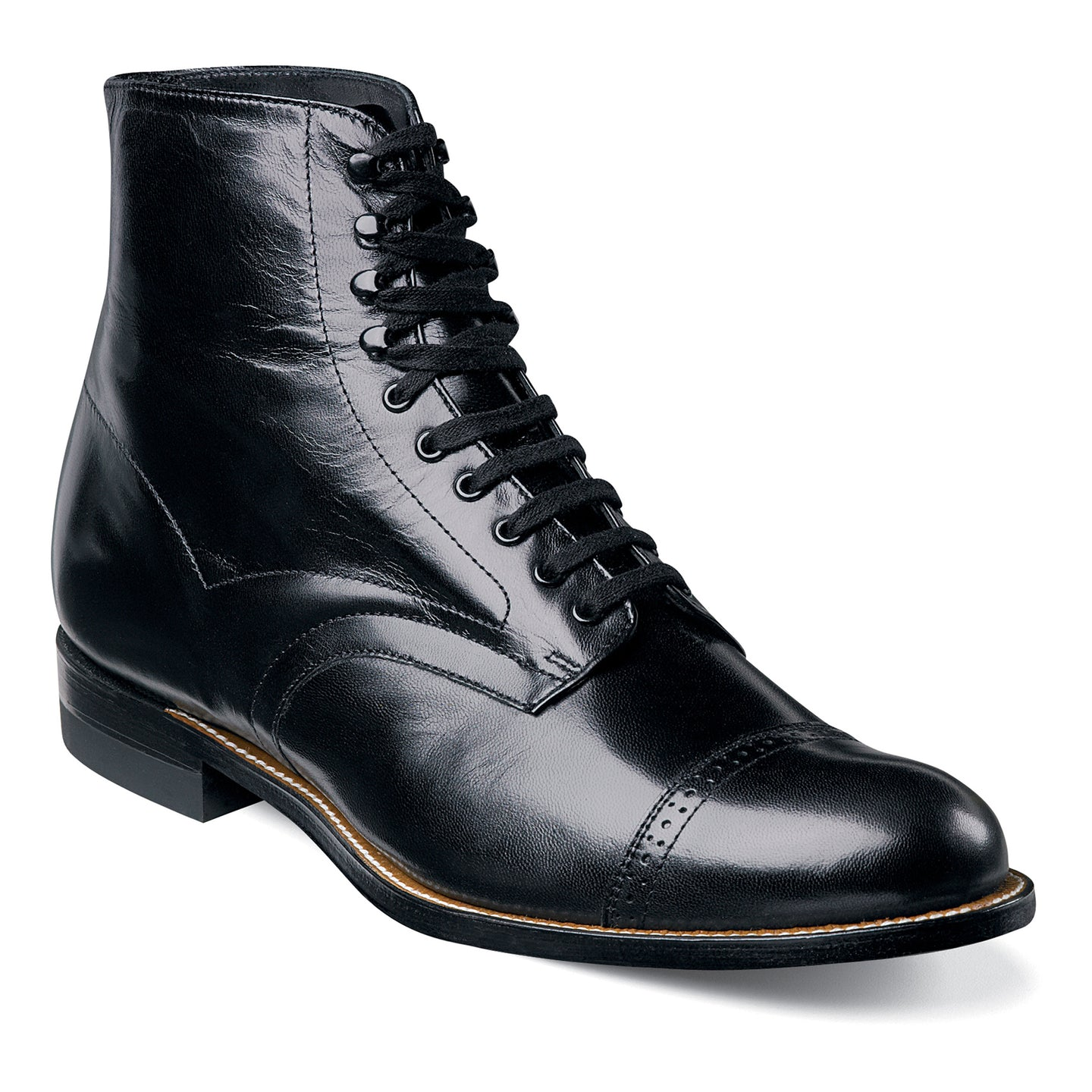Stacy Adams Madison Cap Toe Boot