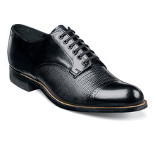 Load image into Gallery viewer, Stacy Adams Madison Lizard Cap Toe Oxford