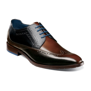 Rooney Wingtip Oxford (Available in Multiple Colors)