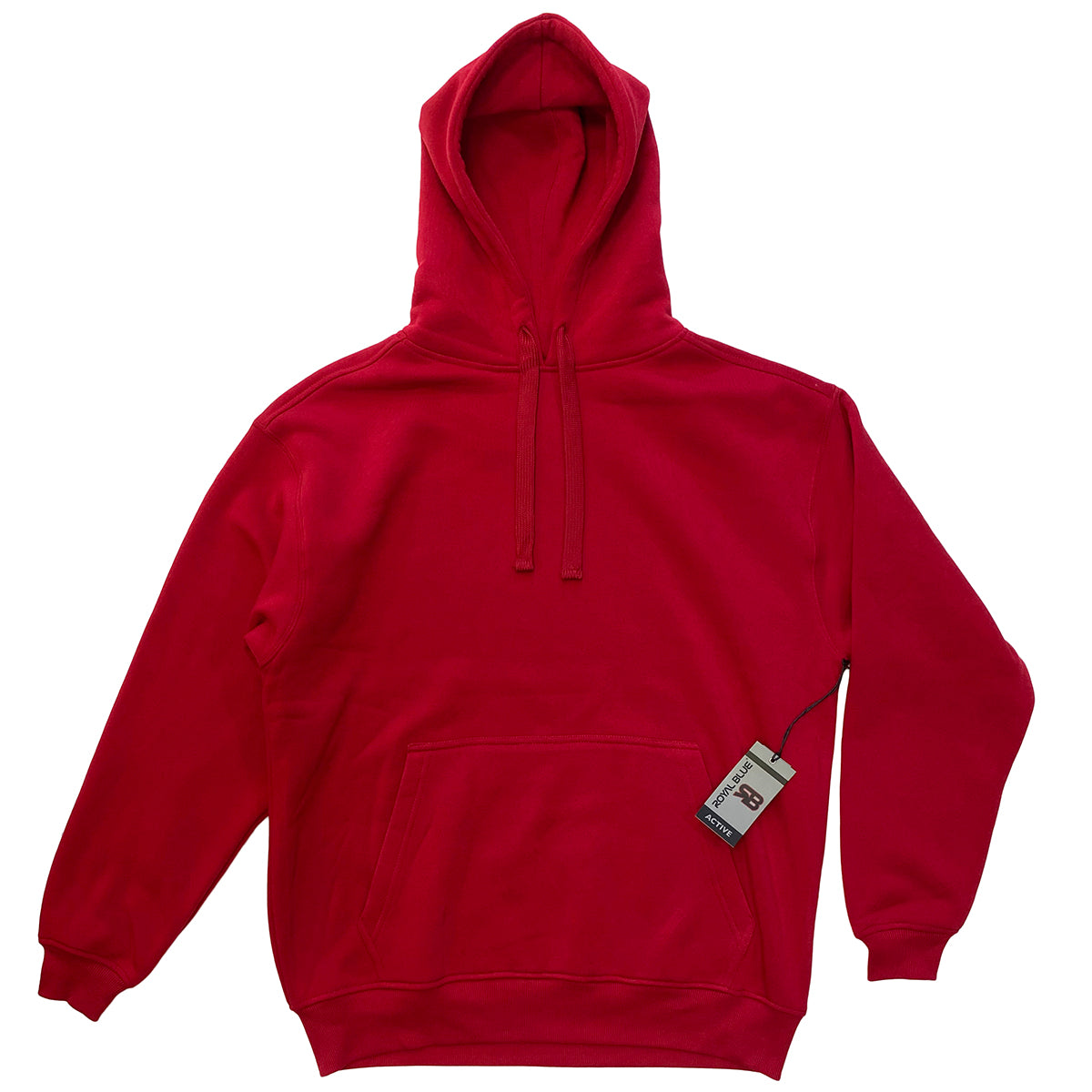 Fleece Hoodie (Available in Multiple Colors)