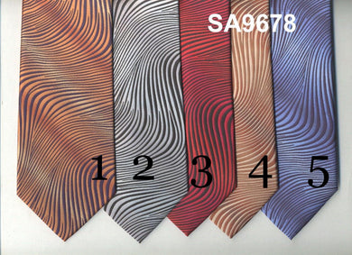 Tiger Stripes Tie