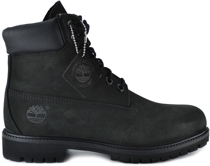 6-Inch Basic Waterproof Boots in Black (Only Available to ship within the USA)