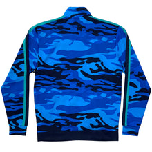 Load image into Gallery viewer, Blue Camo Track Suit