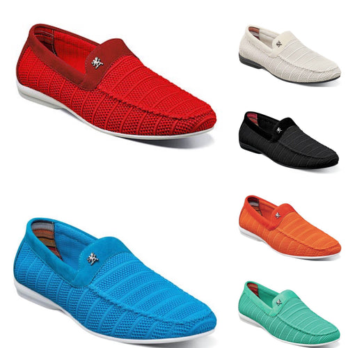 Ciran Moc Toe Slip On (Available in Multiple Colors)
