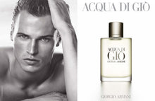 Load image into Gallery viewer, Aqua Di Gio Men's 3.4 Eau De Toilette Pour Homme Giorgio Armani