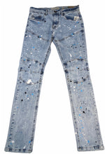 Load image into Gallery viewer, Slim Fit Ice Blue Jeans