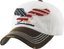 Load image into Gallery viewer, Americana Baseball Cap