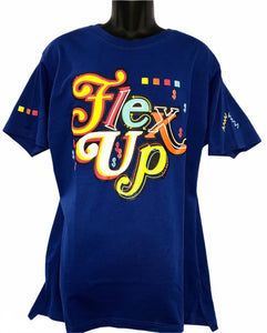 Men's Flex Up Tee (Available in Navy or Red)