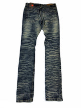 Load image into Gallery viewer, Distressed Slim Fit Jeans